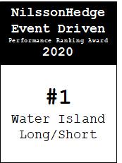 NilssonHedge Performance award: Water Island Long Short