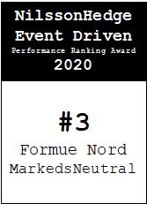 NilssonHedge Performance award: Formue Nord MarkedsNeutral